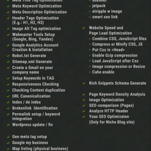 Premium ON-Page SEO Package